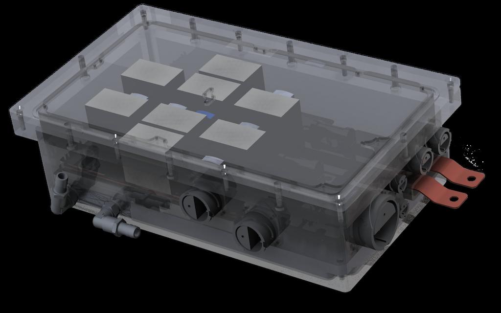 15 KW automotive inverter