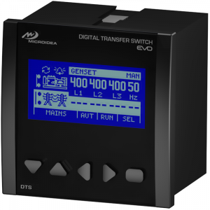DIGITAL TRANSFER SWITCH DTS